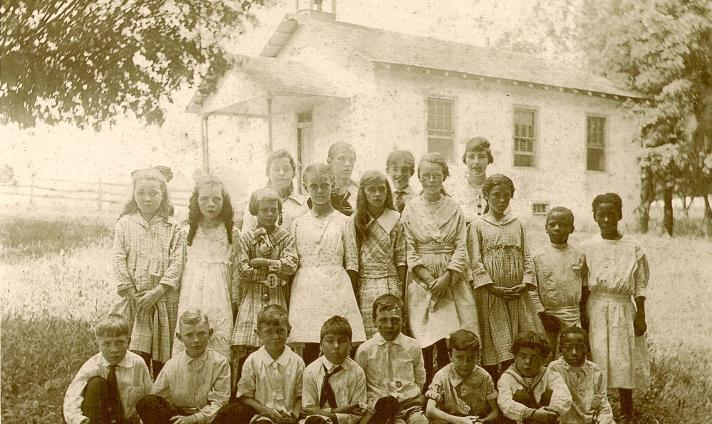 locust grove schoolhouse late 1800s